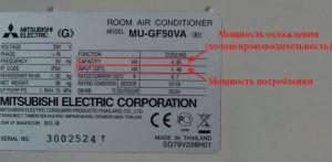 Сколько электроэнергии потребляет кондиционер.